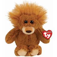 TY Leon Lion Medium Attic Treasure Soft Toy