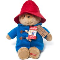 Hamleys Exclusive Cuddly Paddington Bear Soft Toy