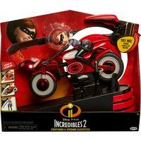 Incredibles 2 Elastigirl & Elasticycle Vehicle