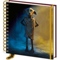 Harry Potter Dobby Square Notebook - Notebook Gifts