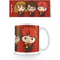 Harry Potter Kawaii Harry Ron Hermione Mug