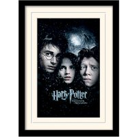Harry Potter Prizoner Of Azkaban Framed Poster