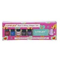 Luvley Nailtastic Basic Stamp