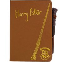 Harry Potter Character Notebook and Wand Pen