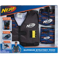 Nerf Elite Supreme Strategy Pack