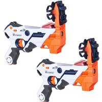 Click to view product details and reviews for Nerf Laser Ops Alphapoint Double Pack.