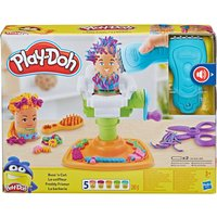 Play-Doh Buzz 'n Cut Fuzzy Pumper Barber Shop - Hamleys Gifts