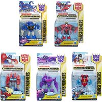 Transformers Cyberverse Warrior Classic Figure Assortment - Hamleys Gifts