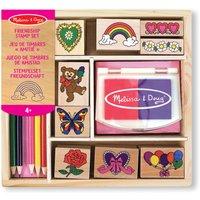 Melissa & Doug Friendship Stamp Set - Friendship Gifts