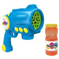 Hamleys Turbo Bubble Blaster Blue - Hamleys Gifts