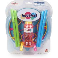Click to view product details and reviews for Hamleys Fantastic Giant Bubble Wand 2pk.