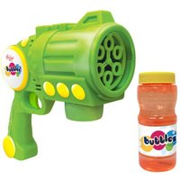 Hamelys Turbo Bubble Blaster in Green - Hamleys Gifts