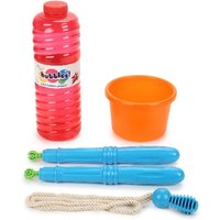 Click to view product details and reviews for Hamleys Giant Bubble Wand W 4 Fl Oz Bubble.