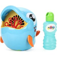 Hamleys B/O Dolphin Bubble Machine(8oz) - Dolphin Gifts