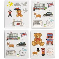 Hamleys Icons Sticker Set