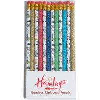 Hamleys 12 HB Lead Pencils