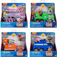 PAW Patrol Ultimate Rescue Vehicles Assortment - Paw Patrol Gifts