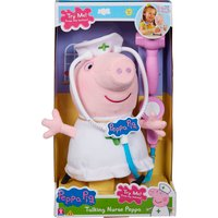 Peppa Pig Nurse Peppa Soft Toy