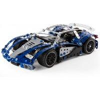 Meccano Super Model Car Kit - Meccano Gifts