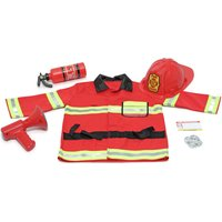 Melissa & Doug Fire Chief Roleplay Set - Hamleys Gifts