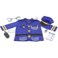 Melissa & Doug Police Officer Roleplay Set - Police Gifts