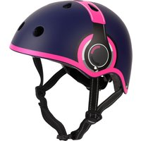 Micro Scooter Child Helmet Navy Pinkl Helmet - Scooter Gifts