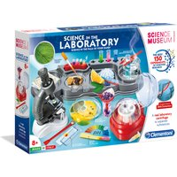 Clementoni Science Museum Science Laboratory - Hamleys Gifts