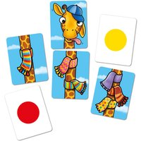 Giraffes in Scarves - Giraffes Gifts