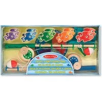 Melissa & Doug Catch & Count Fishing Game - Hamleys Gifts