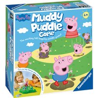 Ravensburger Peppa Pig's Muddy Puddles Game - Pigs Gifts