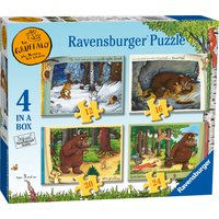 Ravensburger The Gruffalo 4 Puzzle Pack - The Gruffalo Gifts