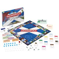 Monopoly Scotland Edition - Hamleys Gifts