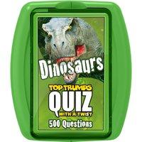 Dinosaurs Top Trumps Quiz - Quiz Gifts