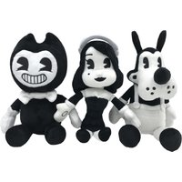 Bendy & The Ink Machine 7-Inch Soft Toy Assortment