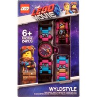 LEGO Movie 2 Wyldstyle Figure Link Buildable Watch