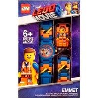 LEGO Movie 2 Emmet Figure Link Buildable Watch