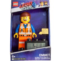 LEGO Movie 2 Emmet Figure Alarm Clock