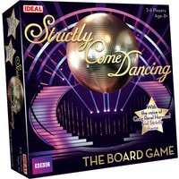 Strictly Come Dancing The Board Game - Strictly Come Dancing Gifts