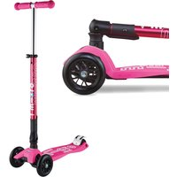 Micro Scooter Deluxe Foldable Pink - Scooter Gifts