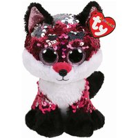 TY Jewel Fox Sequin Flippable Boo - Soft Toys Gifts