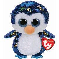TY Payton Penguin Sequin Flippable Boo