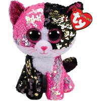 TY Malibu Cat Sequin Flippable Boo - Malibu Gifts