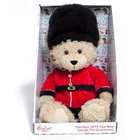 Hamleys Premium Guardsman Year Bear in Heritage Box - Soft Toys Gifts