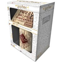 Harry Potter Marauders Map  Gift Set