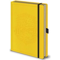 Harry Potter Hufflepuff A5 Premium Notebook