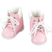 I'm a Girly Light Pink Boots - Boots Gifts