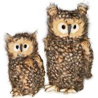 Hansa Toys 34cm Owl Soft Toy
