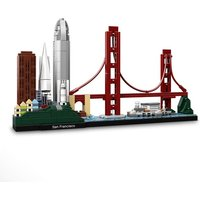 LEGO Architecture San Francisco 21043 - Architecture Gifts