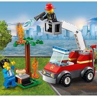 LEGO City Barbecue Burn Out 60212 - Barbecue Gifts
