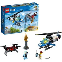 LEGO City Sky Police Drone Chase 60207 - Police Gifts
